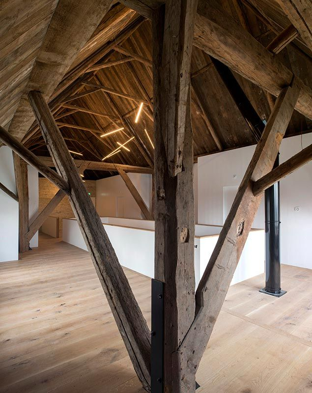 Renovation of a historic Dutch farmhouse into a vibrant meeting place - CAANdesign