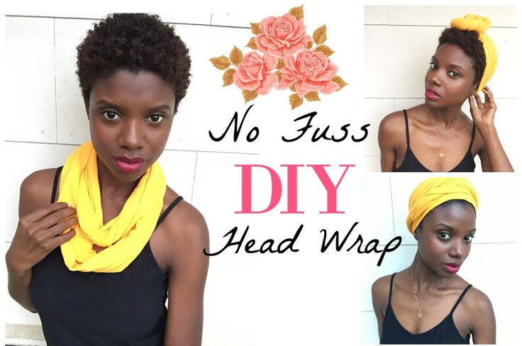 Who else adores head wraps but are a little intimidated by how to actually do the wrap? (Me!!!) I mean, they are so cute, very stylish, and can fix a bad hair day like non other. I decided to fix t…