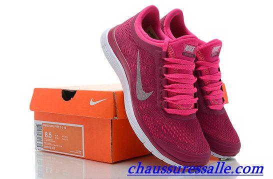 Vendre Pas Cher Chaussures Nike Free 3.0V5 Femme F0014 En Ligne.