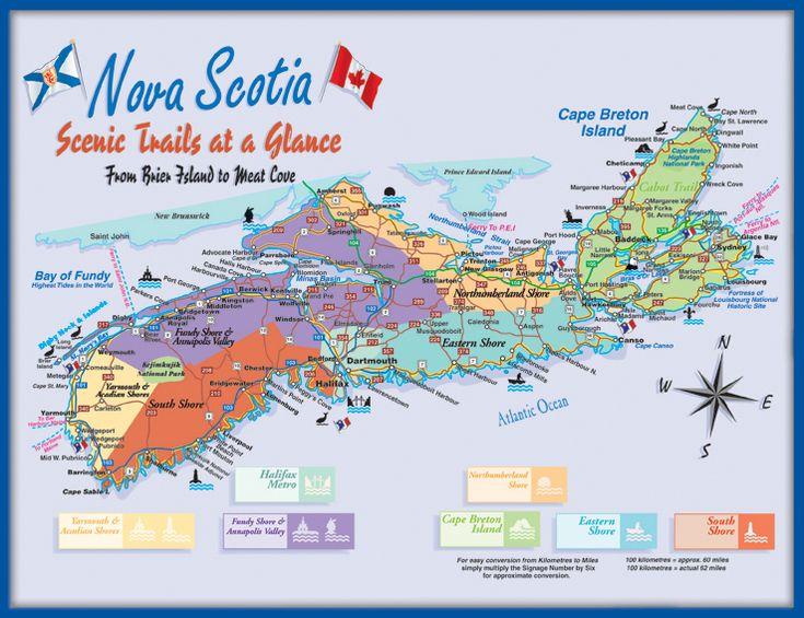 The Perfect 7-Day Nova Scotia Road Trip Guide