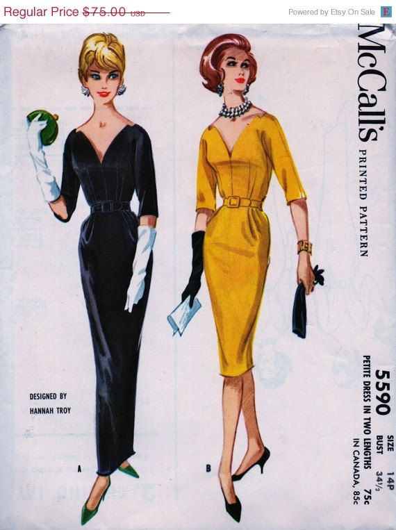 Designer Petite Dress Patterns For Women McCall s Designer Pattern