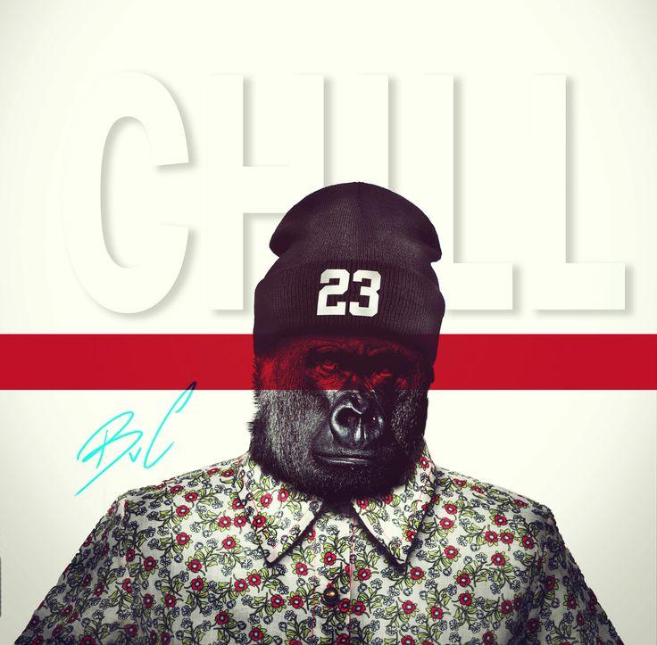 #chill  #art #redline  #gorilla  #BVC