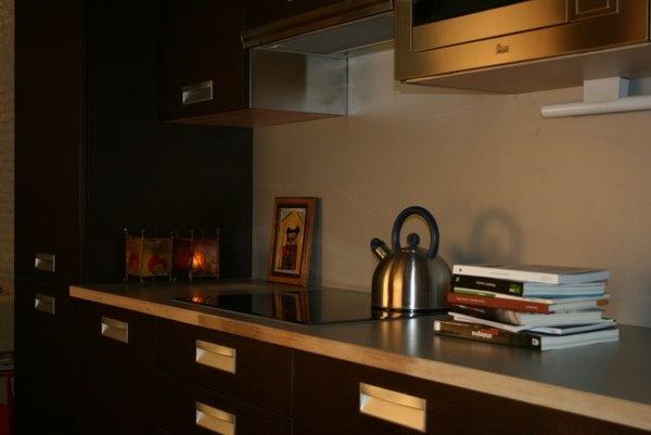 Detalle cocina - Apartamento El Estudio de los Libros Olvidados