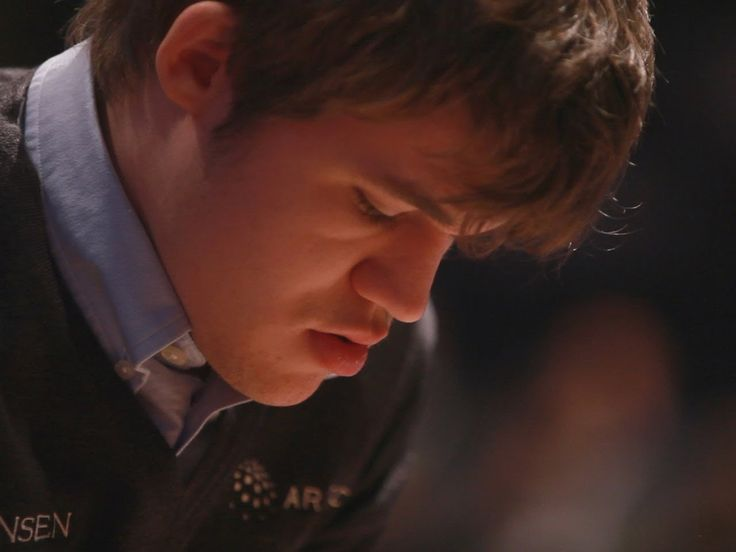 """The CBS News """"60 Minutes"""" At age 21, chess grandmaster Magnus Carlsen is the number one player in the world and says ..."""