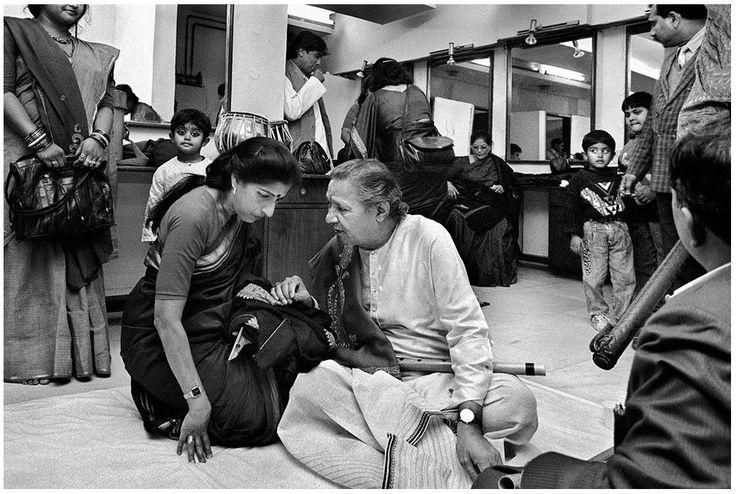 Hariprasad Chaurasia and Kishori Amonkar