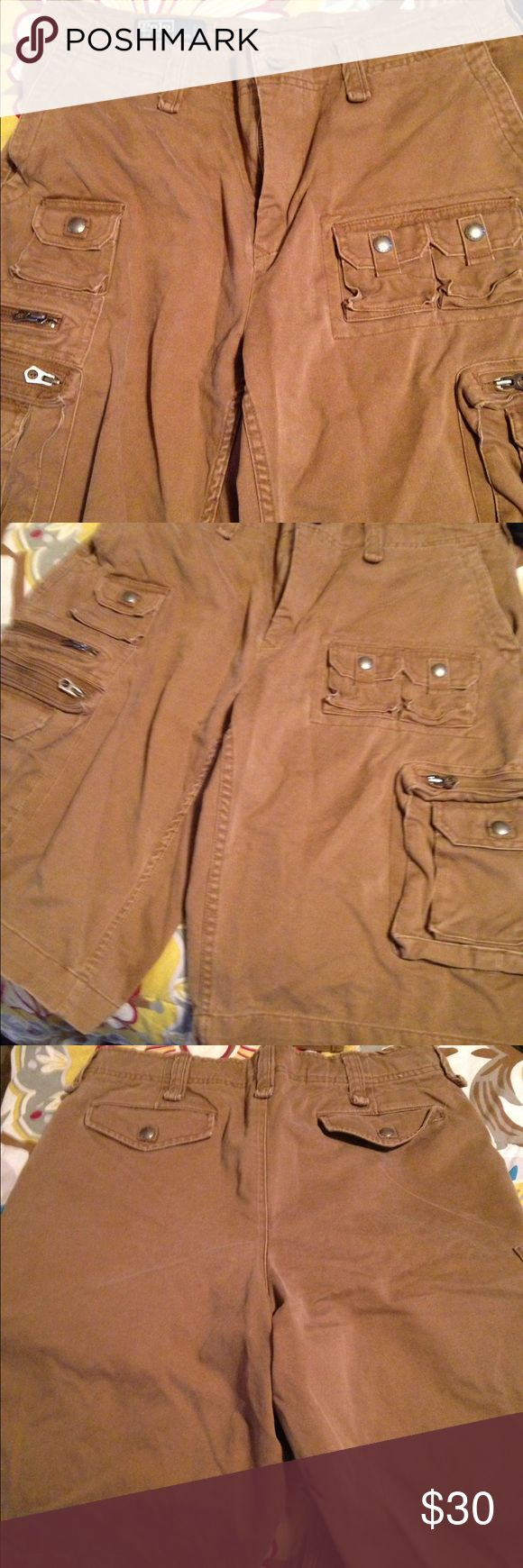 Polo shorts Ralph Lauren men's dress shorts . Perfect condition Ralph Lauren Shorts Cargo