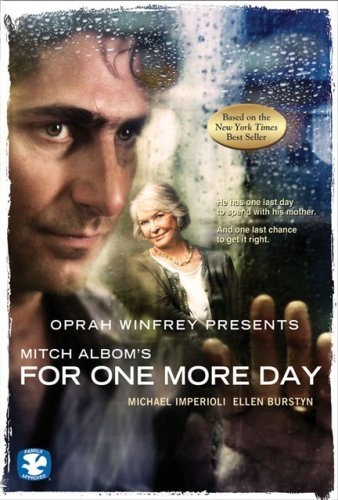 Oprah Winfrey Presents Mitch Albom's for One More Day DVD ~ Michael Imperioli, http: