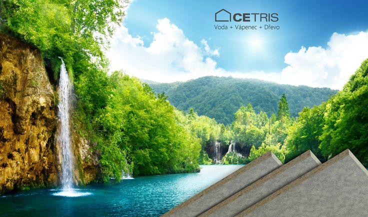 Vše z přírody = CETRIS.