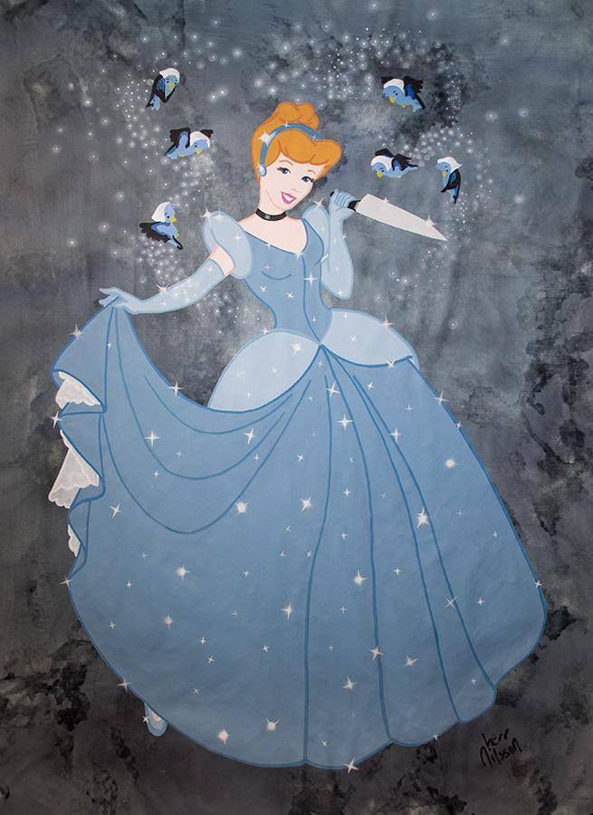 Artist Herr Nilsson...princess dark .