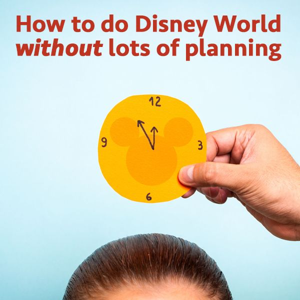 Is it possible to do Disney World without planning months ahead of time? With reasonable expectations, it can be done and I have advice on how to do that today. I also have recent news and a quick tip about doing laundry at Disney World resorts. These are notes from this episode. There's much...