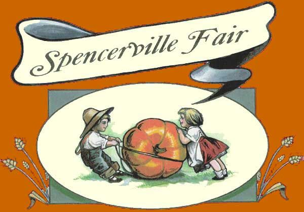 159th Spencerville Fair open for business!
