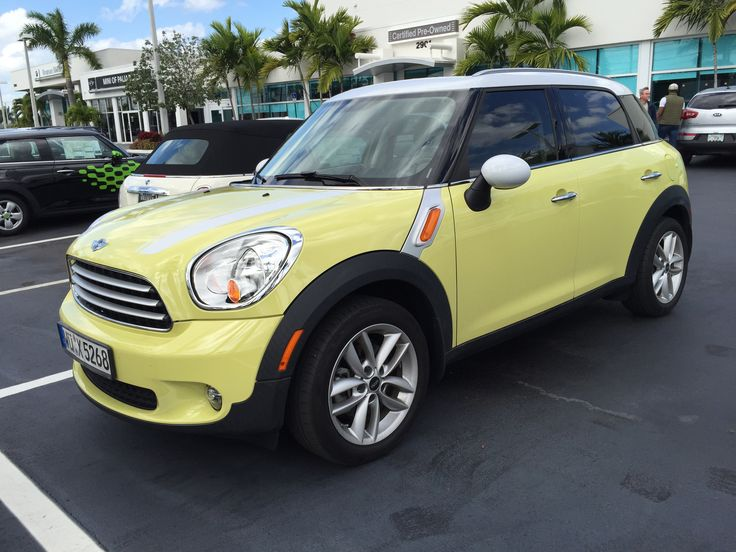 Nothing mellow about this MINI Cooper 4 Door Hardtop! & Best 25+ Mini cooper 4 door ideas on Pinterest | Used mini ... Pezcame.Com