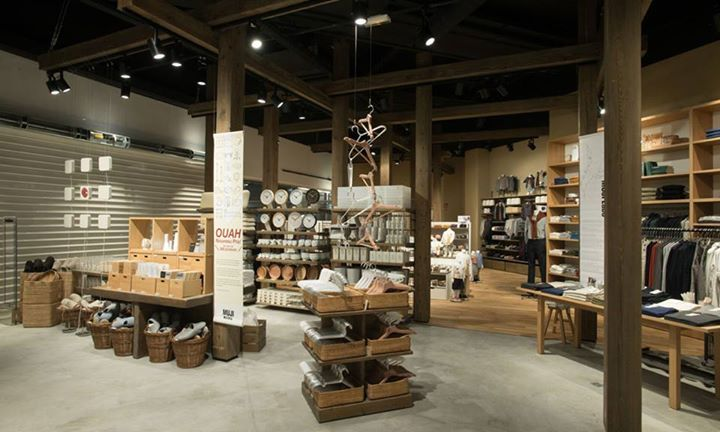 142 best images about store design on pinterest hamburg pop up stores and - Muji forum des halles ...
