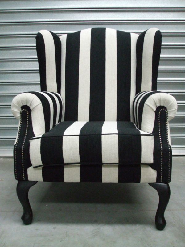 Best 1000 Images About Deco Black And White Striped On Pinterest Armchairs Black And White And 640 x 480