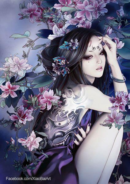 http://www.menelwenaart.eklablog.com http://www.menelwenaart.tumblr.com  #fairies  #fairy  #Fée