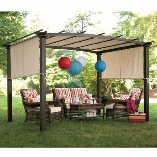 Yard Covering Ideas: I Need To Figure Out A Cheap Way To Make A DIY Shade For