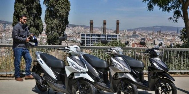 New Suzuki Address 2015: Economy of Street | Bikes Media