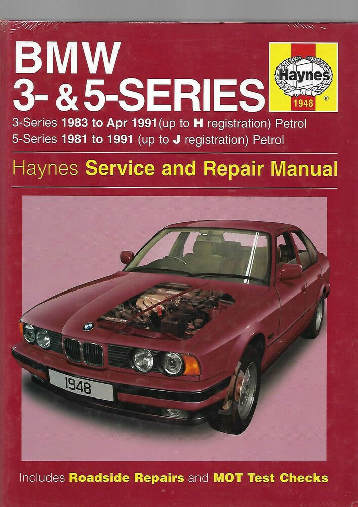 New Sealed Bmw 3 And 5 Series E30 E28 E34 Convertibles Service N Repair Manual Repair Manuals Bmw Convertible Bmw