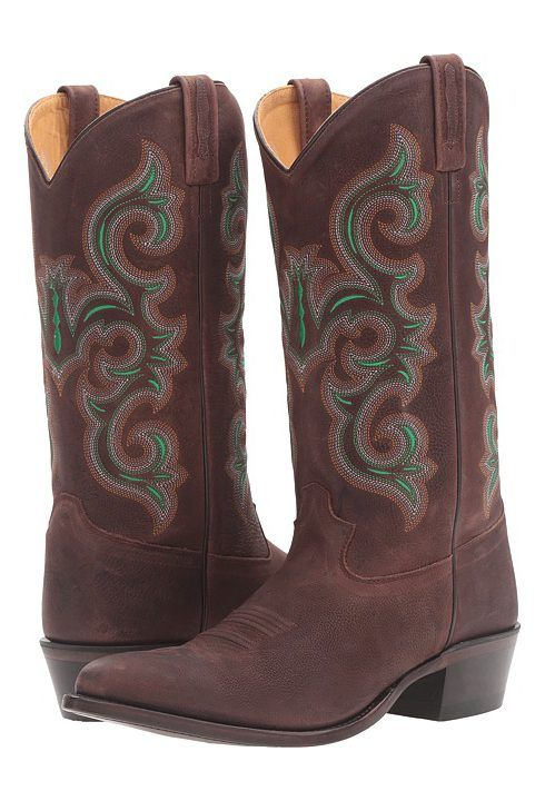 Old West Boots 5501 (Red Brown) Cowboy Boots - Old West Boots, 5501, 5501, Footwear Boot Western, Western, Boot, Footwear, Shoes, Gift, - Fashion Ideas To Inspire