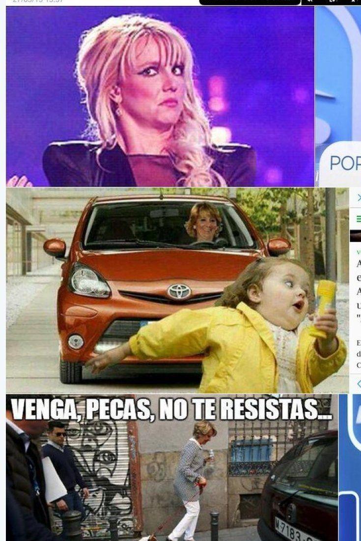 """Esperanza Aguirre divierte a Twitter con su ocurrencia sobre """"los soviets"""""""