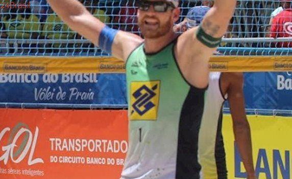 Jogadores de vôlei vão autografar camisas em ação gratuita em Vitória