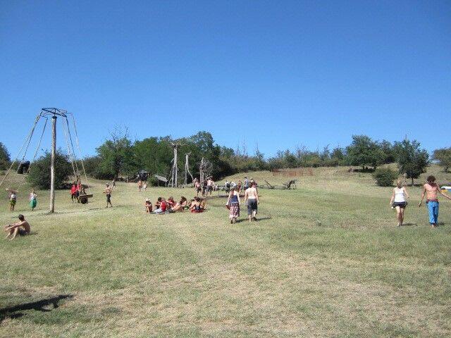 'Ozora festival' Playground in the sun :)
