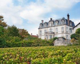 Casa de #vacaciones Mercurey en Mercurey, Borgoña. 15 personas, 12 piezas, 8 dormitorios. #france