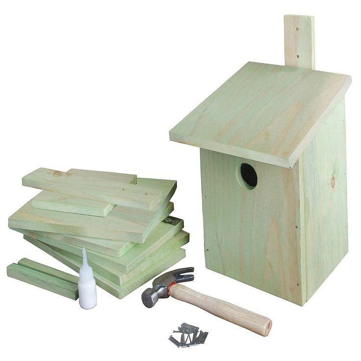 Esschert Design Doe Het Zelf Nestkastje