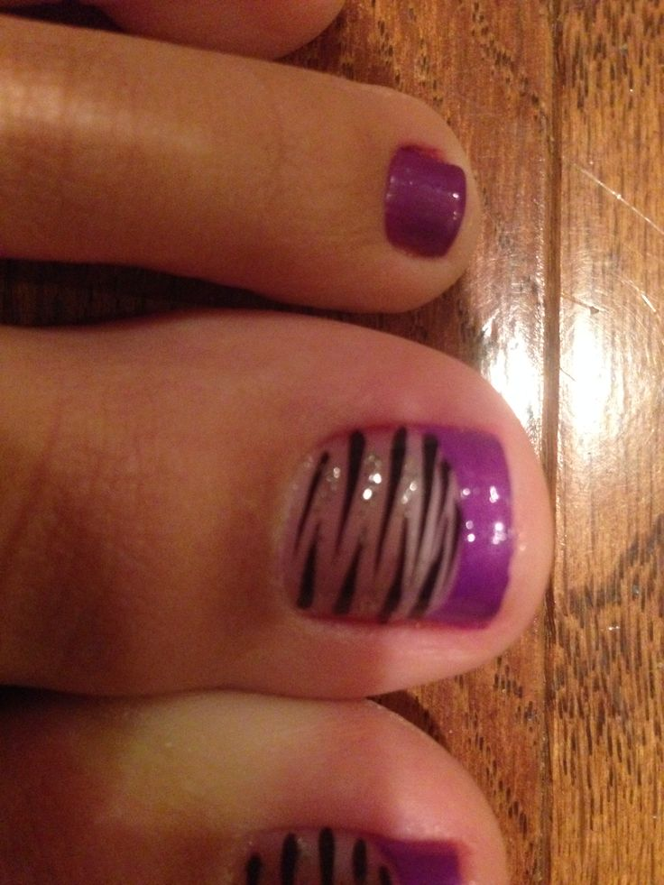 Cute toenails!!