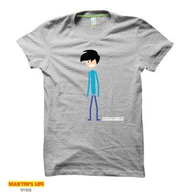 Martin | Martin's Life t-shirts from HairyBaby.com