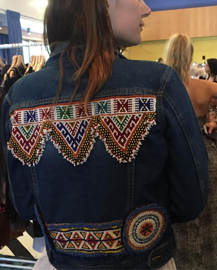 Thank you to our gorgeous customer who let us photograph her purchase on one of our tribal jackets Looking stunning. Didn't get her name but thank you. Had a ball at #herwardrobe at Robina on the weekend @fashionistaevents thanks Natalie. Fun day xoxox