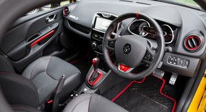 2015 Renault Clio RS200 Review :: Long-term report one