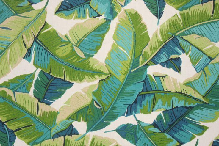 Richloom Balmoral Printed Poly Outdoor Fabric In Opal $8.95 Per Yard at fabricguru.com