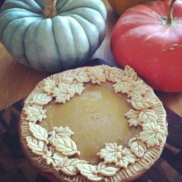 """... Through """"The Baker's Man"""" Chapter 12 — Spice-Kissed Pumpkin..."""