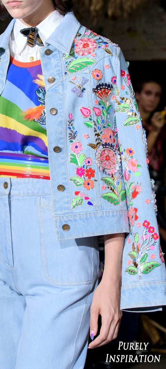 Manish Arora SS2017 Women's Fashion RTW | Purely Inspiration