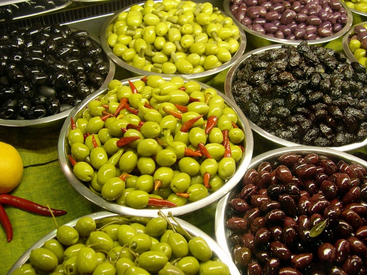 Soller olives. #Mallorca.