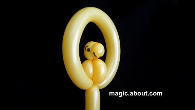 Four Balloon Animal Birds That You Can Make: How to Make a Parrot Balloon Animal