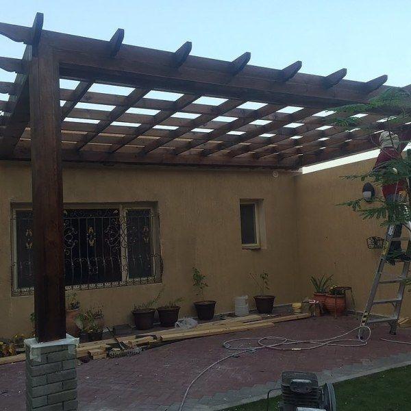 مظلات وسواتر الدمام0558586447 Pergola Outdoor Structures Outdoor