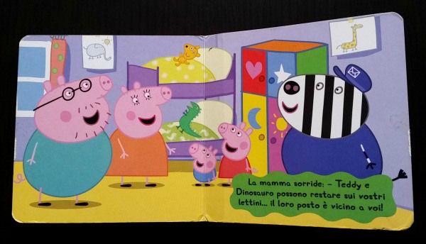 Libri di letteratura per l'infanzia e libri commerciali. Differenze. Il piccolo Bruco Maisazio vs Peppa Pig - 07