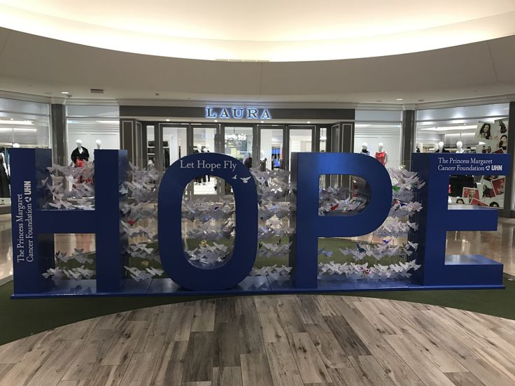 As part of Doves of Hope, the HOPE installation made its first debut at CF Sherway Gardens last weekend. Thanks for all those who stopped by to dedicate your special Dove. Check out these pictures. Let Hope Fly! Stay tuned for the next stop! #DovesOfHope