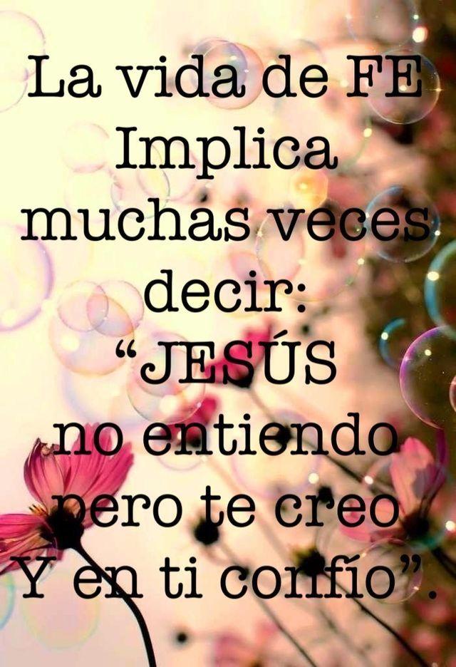Confío en ti Jesús
