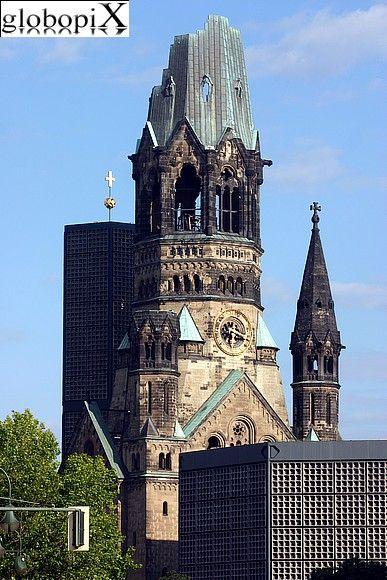 Berlino - Gedächtniskirche
