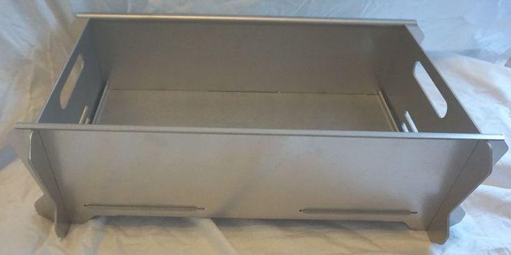 Details zu Mangal aus 3 mm Edelstahl, zerlegbar, grill, BBQ - ebay kleinanzeigen küchen zu verschenken