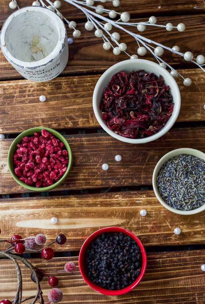 Tea Blends ~ perfect quick and easy-to-make gifts!