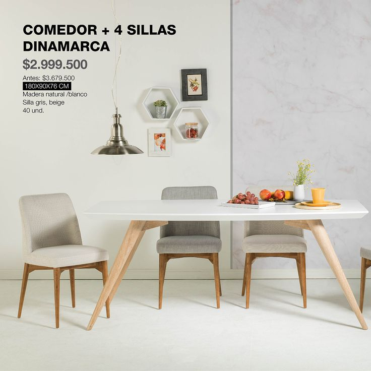 10 best images about tug comedores 2016 on pinterest for Sillas comedor beige