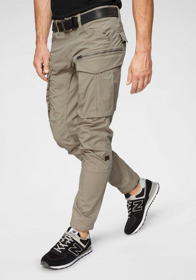 clearance brand new latest selection G-Star RAW Cargohose »Rovic Zip 3D tapered« | pants in 2019 ...
