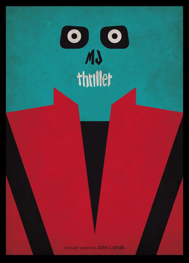 Michael Jackson's Thriller by Frederico Mancuso.  I believe @Staci Flinchbaugh would like this.