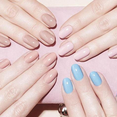 different nail shapes Types Of  shortnailshapes di…