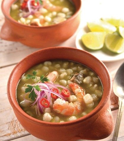 1000+ images about Pozole on Pinterest | Green pozole, Mexican ...