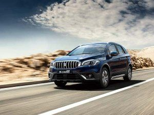 Maruti Suzuki Commences Bookings For The New Version Of S-Cross